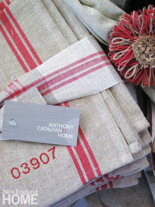Anthony Catalfano Home Linens
