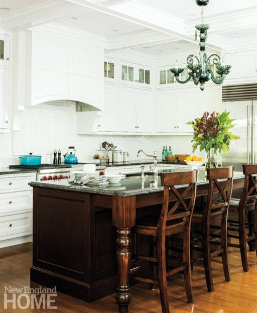 Mayer + Associates kitchen