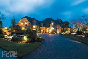 Lux Lighting Design's Doreen LeMay Madden increasingly chooses LEDs for her landscape projects.