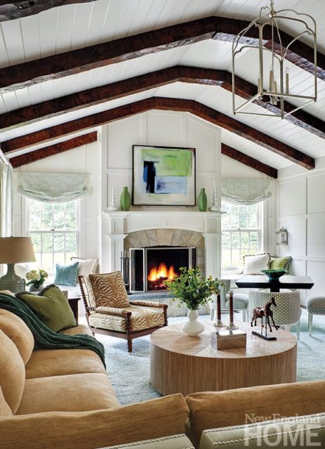Gerald Pomeroy family room