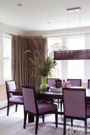 John Day and Jayme Kennerknecht dining room
