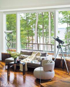 Brian Mac at Birdseye Design lake view
