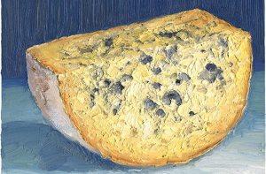 mike geno bayley hazen blue cheese portrait