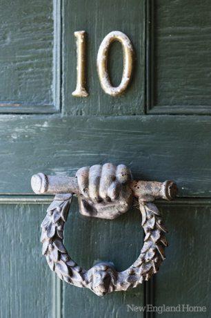 Malcolm Rogers doorknocker