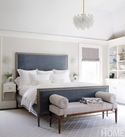 An Organized Nest and Tricia Roberts master bedroom