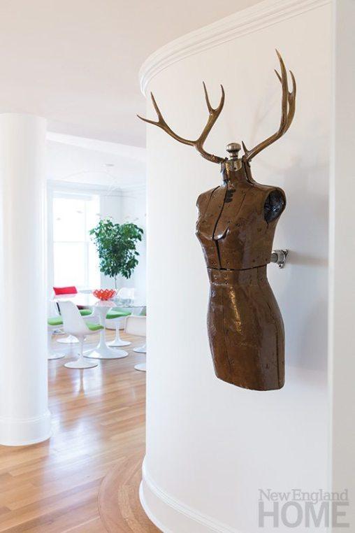 Heather Wells sculpture