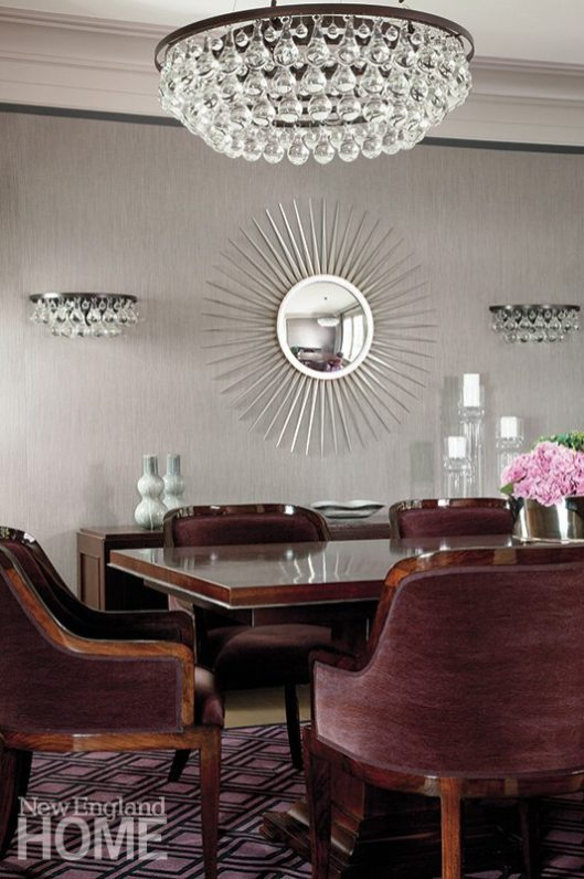 Morehouse and MacDonald dining room