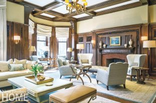 Classic Back Bay townhouse