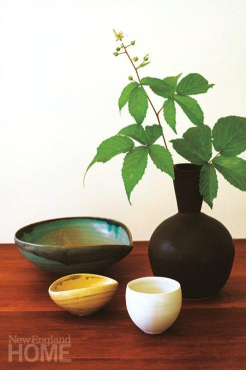 Hanako Nakazato Shallow Almond Bowl