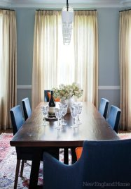 Kristen Rivoli Interior Design dining room