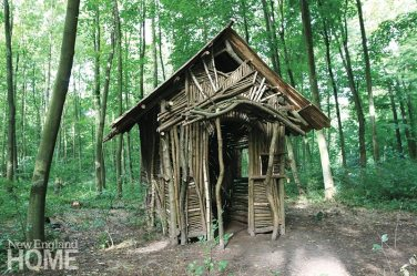 Joan Backes Forest House