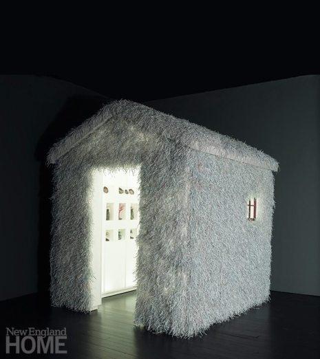 Joan Backes Paper House