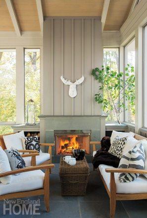 Liz Caan porch