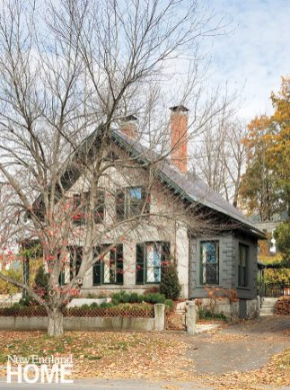 Concord Stone house exterior