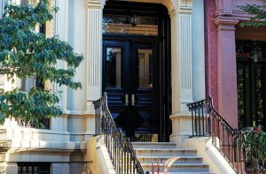 Traditional Boston Brownstone
