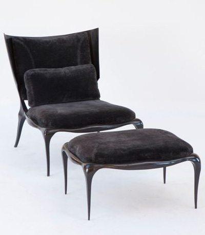 Paul Mathieu Aria Club Chair