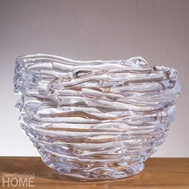 Simon Pearce Large Pure Nest Bowl