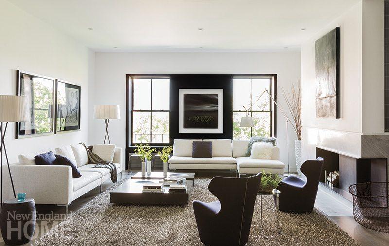 Contemporary brownstone