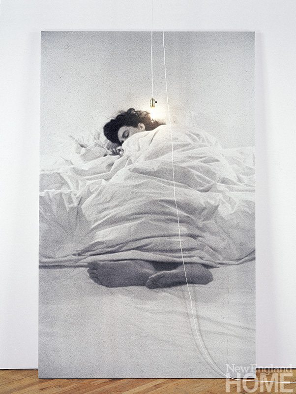 Annette Lemieux Sleep interrupted
