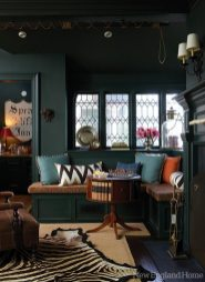 Charlotte Barnes bar room