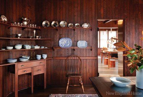 C & J Katz studio dining room