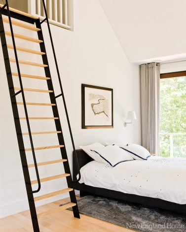 Doreve Nicholaeff bedroom