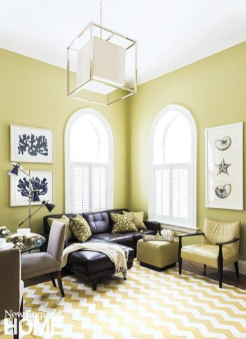 South End apartment designed by Nancy Serafini