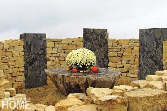 Thea Alvin stonemason The Three Witnesses