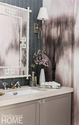Tony Cappoli powder room