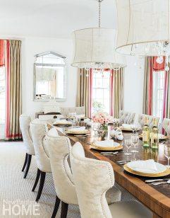 Tony Cappoli dining room