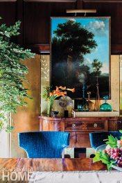 Michael Carter antique sideboard