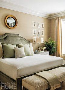 Michael Carter master bedroom