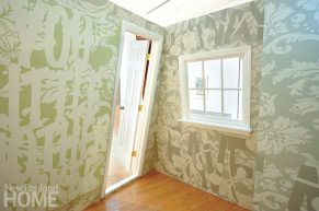Get Out (2011), an installation at the Provincetown (Massachusetts) Art Association and Museum.