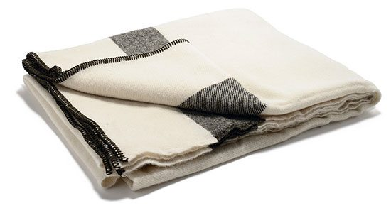 Holiday Gifts Wool Blanket Kaufmann Mercantile