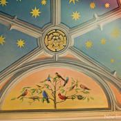 Hyatt ceiling