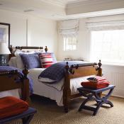 Pamela Gaylin Ryder Interiors guest bedroom