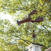 Gauthier Stacy weathervane