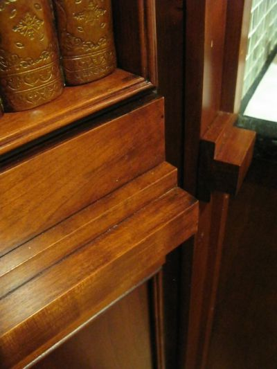 11 completed concealed door detail 2_ Wilson Kelsey Design