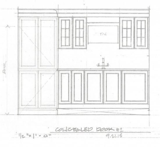 4 concealed door option 2_ Wilson Kelsey Design