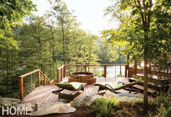 Special Focus Landscape Design 2016 New England Home Magazine