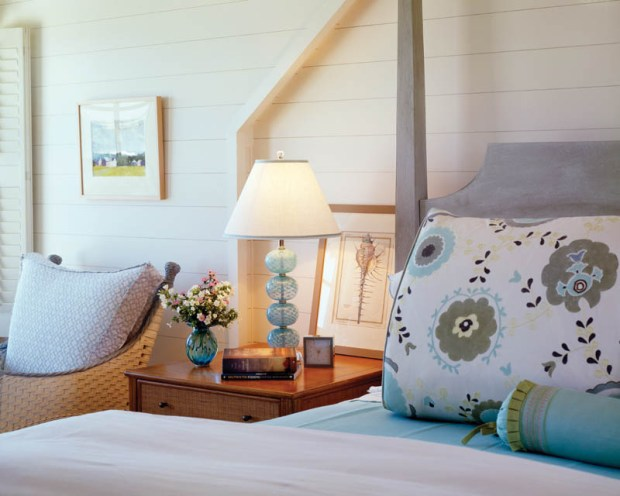 Albert Righter & Tittman Architects Master Bedroom