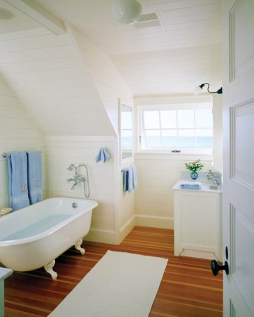 Albert Righter & Tittman Architects Master Bathroom