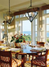 Polhemus Savery DaSilva Architects Builders Dining Room