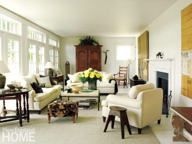 Gayle Mandle Living Room