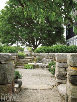 Gayle Mandle Sunken Garden