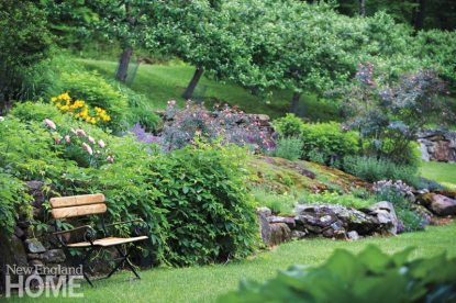 Farmhouse Modern Mitra Designs Garden