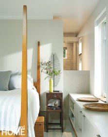 Farmhouse Modern Mitra Designs Master Bedroom