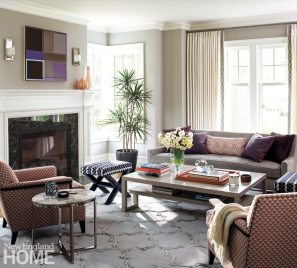 Riverside Transitional Muse Interiors Living Room