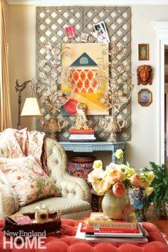 Home of Artist Rachel Valpone Trellis