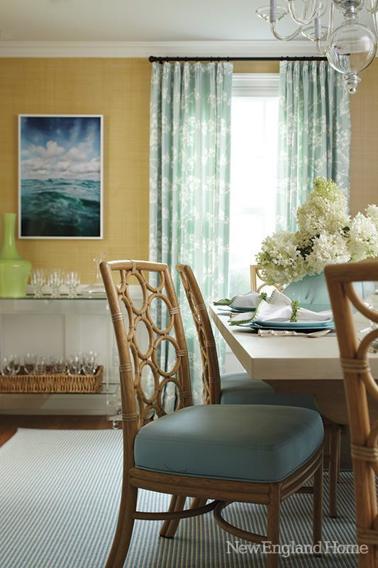Bringing the Beach Home  New England Home Magazine